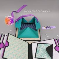Scrapbook Explosionsbox Bild 8