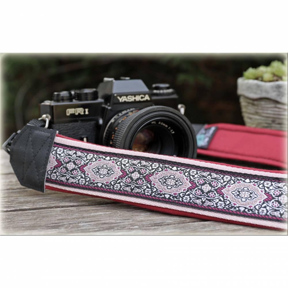 Kameragurt für deine Kamera, Kameraband für Spiegelreflex und Systemkameras Bild 1