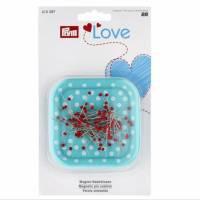 Prym Love Magnetnadelkissen + Glaskopfnadeln 610287, mint Bild 2