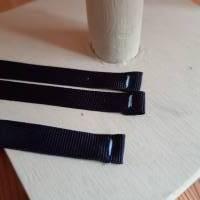 Strohhut breitkrempig mit Fransen und Bindebändern Bild 6