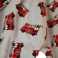 Baby Pumphose Gr. 74/80| Mitwachshose | Tobehose,  lang - Eisbären,Dreiecke, Boho, Blumen,Jersey  Bild 6