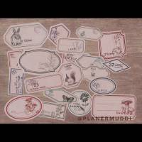 Label Sticker Set , 20-teilig Bild 1