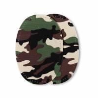 Patches Baumwolle Camouflage 9x13,5cm aufbügelbar Prym 929317 Bild 2