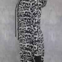 """Longhoodie / Kleid """"Waschbär"""" Größe: 34/36 Bild 2"""