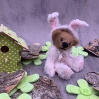 Bärino Bär Bunnybär Josephine 9 cm Künstlerbär Bild 4