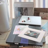 *Home* 3er Set in Grün Handlettering Print Poster Kunstdruck Bild mit Spruch Zitat Frühlingsblumen Bild 5