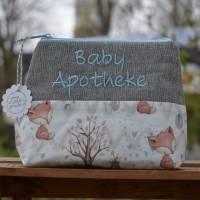"""Große Baby Tasche """"Baby Apotheke""""  XL  Bild 1"""