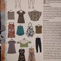 lillestoff Magazin No 3, Schnittmuster Bild 4