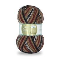 Sockenwolle Flotte Socke Salsa Fb. 1284, musterbildend, 4-fach Bild 1