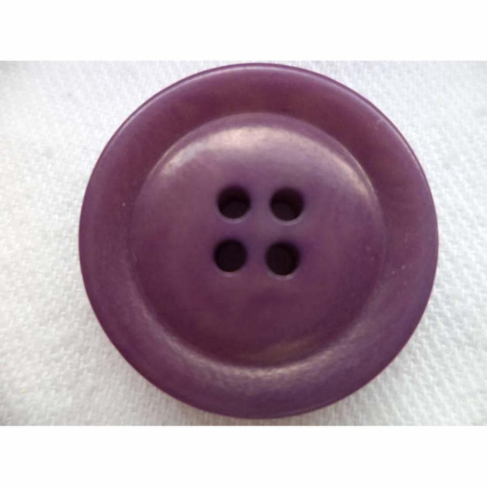 violette Knöpfe 23mm (216) Bild 1