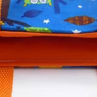 Kindertasche Eulenwald + Geldbeutel, Unikate von hessmade Bild 3