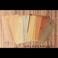 Papier-Mix, 25-teilig  Bild 1
