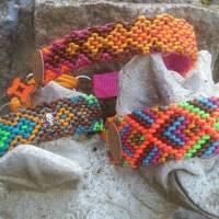 Neue Halsband-Serie #Gassifriend Hundehalsband  Bild 1