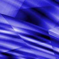 Blue lines  - Digital-ART - Kunstwerk 1/10 – Design  Ulrike Kröll Bild 2