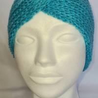 Kuschlige Stirnbänder in stylischer Knotenoptik, verschiedene Farben, Größe Unisex Damen / Teenager Bild 2