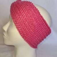 Kuschlige Stirnbänder in stylischer Knotenoptik, verschiedene Farben, Größe Unisex Damen / Teenager Bild 3