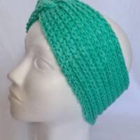 Kuschlige Stirnbänder in stylischer Knotenoptik, verschiedene Farben, Größe Unisex Damen / Teenager Bild 7