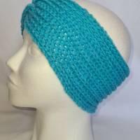 Kuschlige Stirnbänder in stylischer Knotenoptik, verschiedene Farben, Größe Unisex Damen / Teenager Bild 9