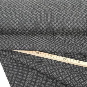 Baumwollstoff • Cosmo Textile • Japanischer Blaudruck • Shippo • Indigo 0,5 m  Bild 1
