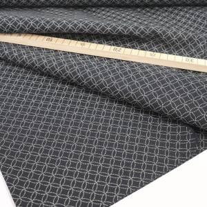 Baumwollstoff • Cosmo Textile • Japanischer Blaudruck • Shippo • Indigo 0,5 m  Bild 2