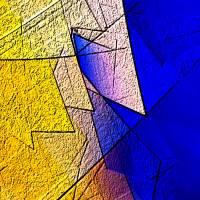 Frühlingsduft 2 - Digital-ART - Kunstwerk 1/10 – Design  Ulrike Kröll Bild 3