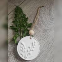 Duftstein Aromastein Duftpender Duftanhänger DUFTTALER Natur Pflanzen Knospen Bild 3