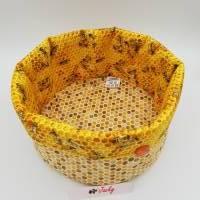 Brotkörbchen/Utensilo Bienen mit Waben Bild 2