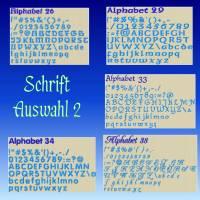 Bestickte Gotteslobhülle aus Filz *Kreuz mit verschlungenem Hintergrund *Gotteslob *Gesangsbuch *nach Wunsch angefertigt Bild 6