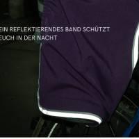 Schnittmuster - Kindersitz Beinwärmer, SNUGLY- Wind- und Wetterschutz für den Fahrradsitz Bild 5