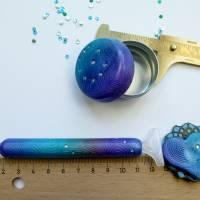 Diamantmalerei Stift mit Wachsdose und Mindermagnet Bild 4
