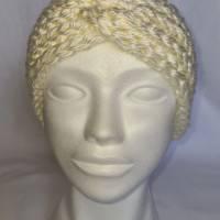 Kuschlige, extra dicke Stirnbänder in stylischer Knotenoptik, verschiedene Farben, Größe Unisex Damen / Teenager Bild 8