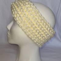 Kuschlige, extra dicke Stirnbänder in stylischer Knotenoptik, verschiedene Farben, Größe Unisex Damen / Teenager Bild 9