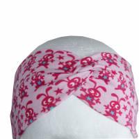 Turban Stirnbänder / Knotenhaarband Hase Kopfumfang 48 cm Bild 1