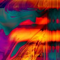 Ein Leuchten geht durch die Nacht - Digital-ART - Kunstwerk 2/10 – Design  Ulrike Kröll Bild 4