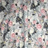 Kleid * Wunschgröße * Blumen Design Bild 3