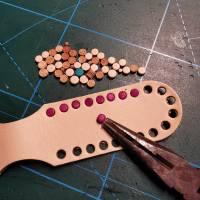 Schlüsselanhänger mit Intarsien (Int2)  Bild 4