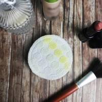 7er SET waschbare Abschminkpads in verschiedenen Farben *Upcycling-Produkt* Bild 6