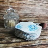 7er SET waschbare Abschminkpads in verschiedenen Farben *Upcycling-Produkt* Bild 7