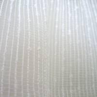 Vintage Scheibengardine mit feiner Struktur -1- (106x103) aus den 80er Jahren Bild 4