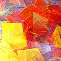 Die Lebensgeister wecken  - Digital-ART - Kunstwerk 2/10 – Design  Ulrike Kröll Bild 3