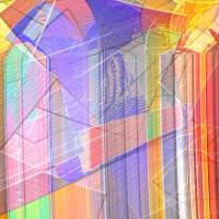 Die Lebensgeister wecken  - Digital-ART - Kunstwerk 2/10 – Design  Ulrike Kröll Bild 4