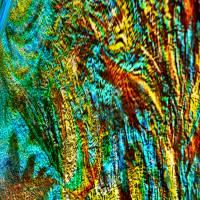 Frühlingserwachen - Digital-ART - Kunstwerk 1/10 – Design  Ulrike Kröll Bild 2