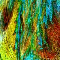 Frühlingserwachen - Digital-ART - Kunstwerk 1/10 – Design  Ulrike Kröll Bild 3