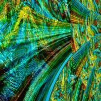 Frühlingserwachen - Digital-ART - Kunstwerk 1/10 – Design  Ulrike Kröll Bild 4
