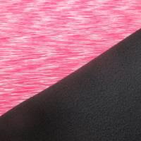 Softshell Melange mit Fleece -  Abseite pink ( 1m/12,00€ ) Bild 1