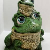 Drolliger Frosch im Doppelpack Bild 4
