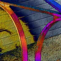 Bicycles - Digital-ART - Kunstwerk 2/10 Bild 3