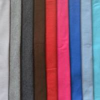 Bündchen unifarben 35 cm doppelt Schlauch viele Farben Bild 1