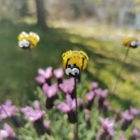 Blumenstecker SummSummBienchen Bild 2