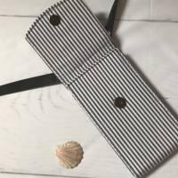 Handtasche Handytasche Fächertasche Little Foksa maritim - Meer geht immer Bild 10